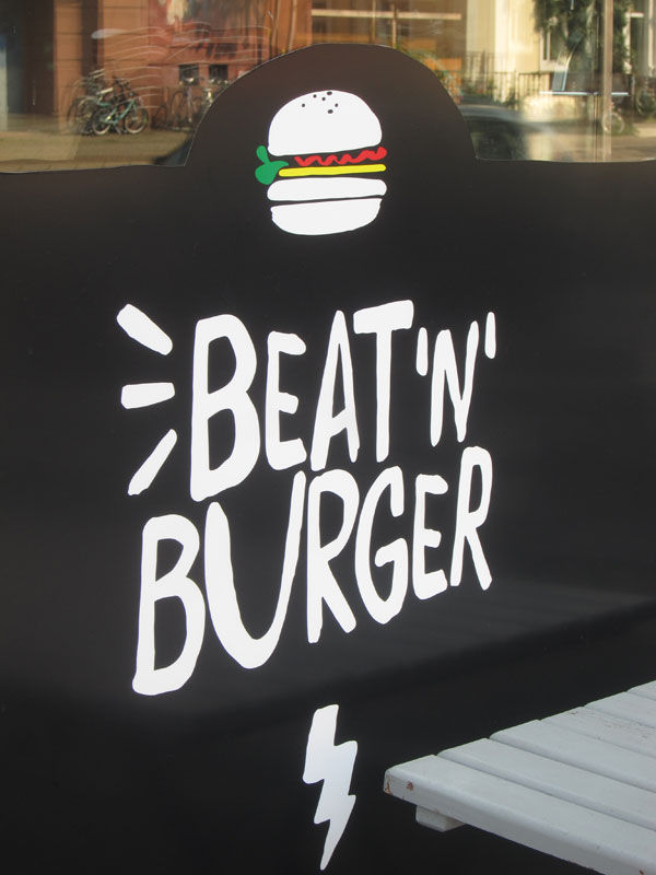 BeatnBurger Marta Ricci Design
