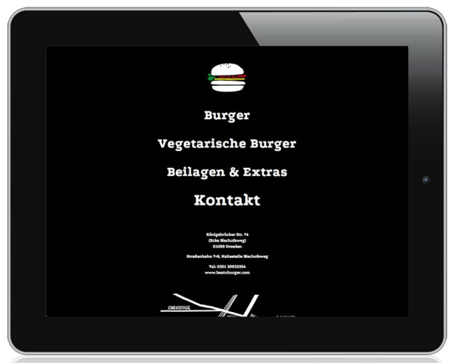 BeatnBurger martariccidesign
