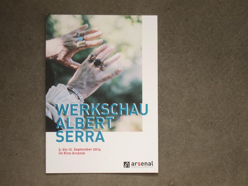 Arsenal folder Marta Ricci Design