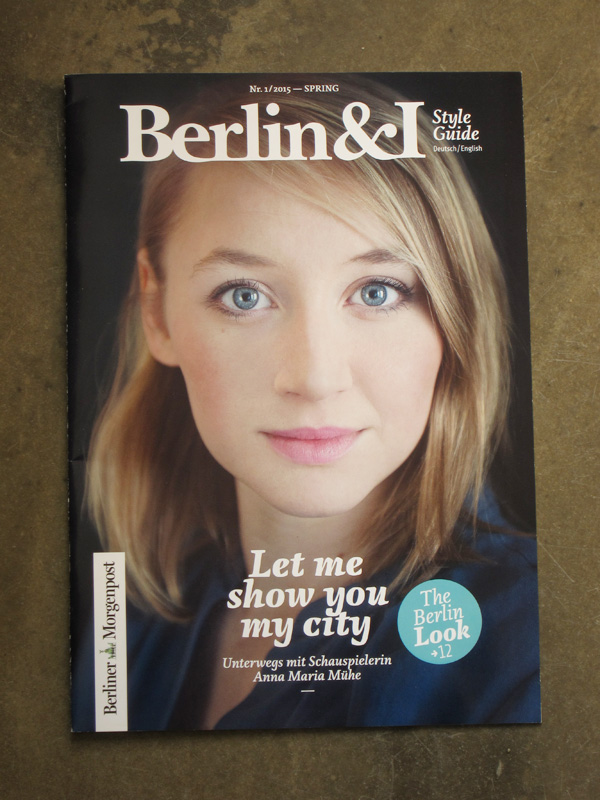 Berlin&I - Marta Ricci Design