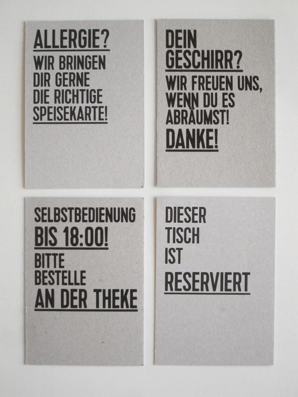 Elbsalon: Einschlagpapier, Marta Ricci Design