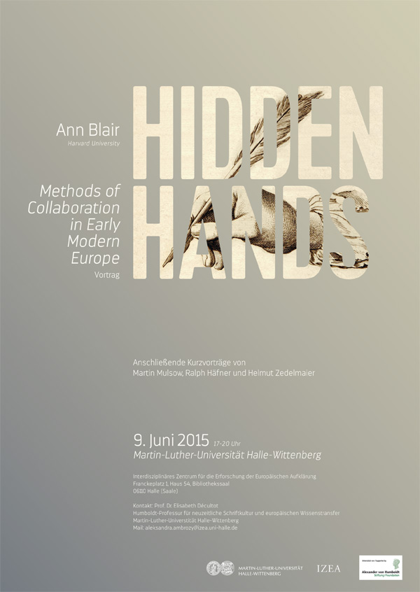 Marta Ricci Design: Hidden Hands