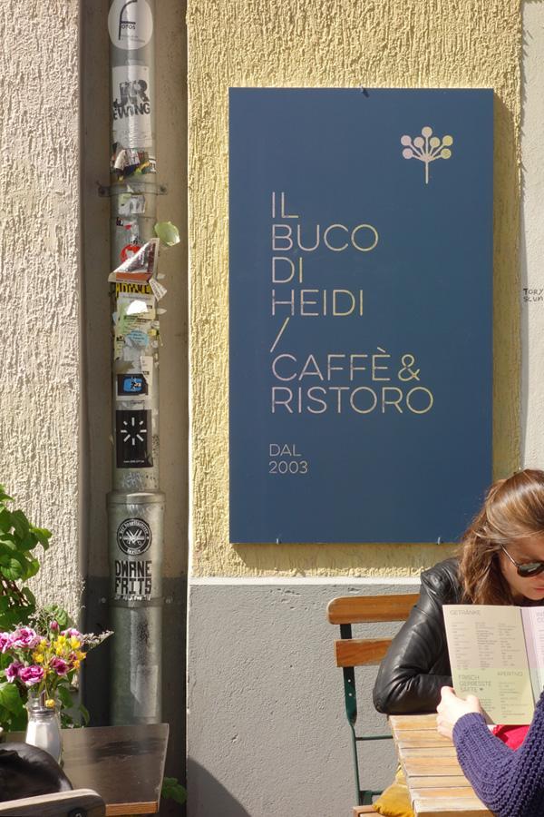 Marta Ricci Design: Il buco di Heidi