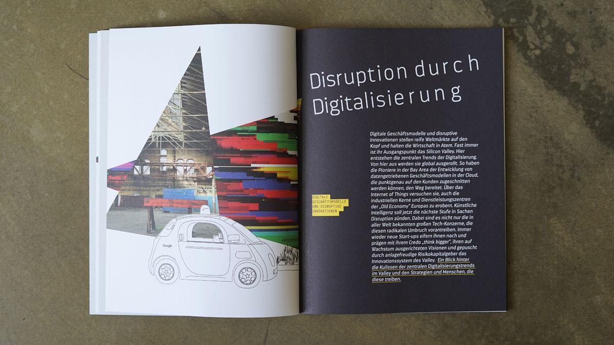 Silicon Valley by Marta Ricci Design